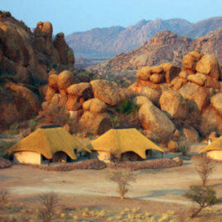 Ai Aiba The Rock Painting Lodge