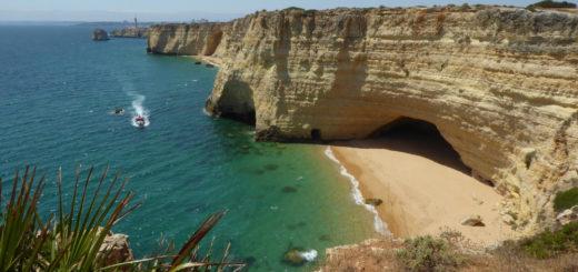 Wanderung bei Carvoeiro - Diana Ruttar