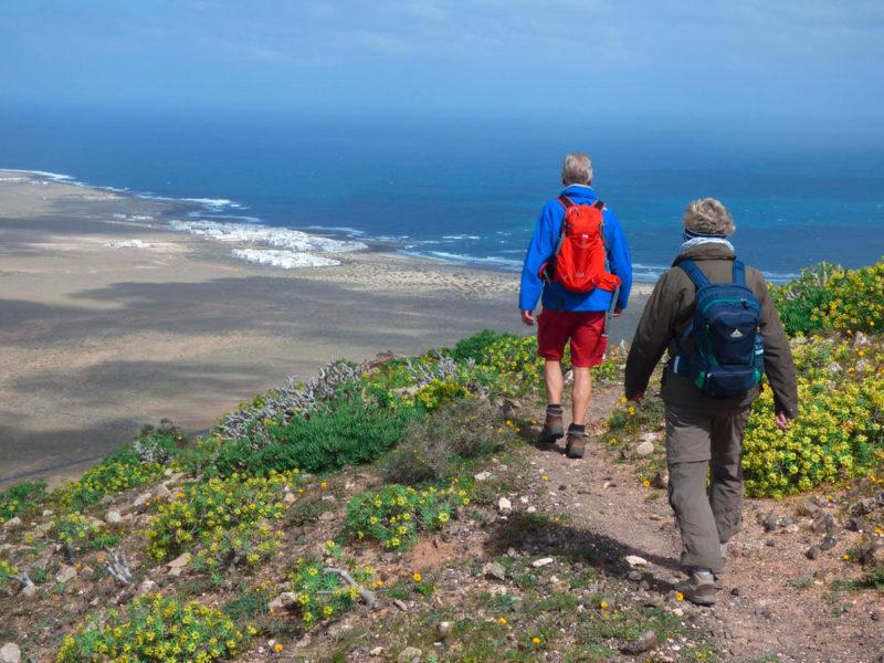 Wanderung nach Famara - Andreas Happe