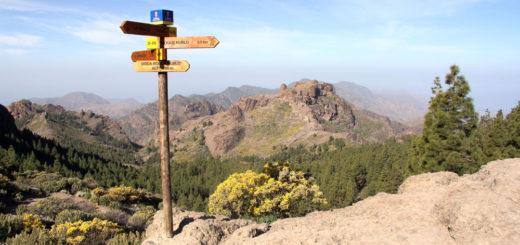 Im Bergland auf Gran Canaria beim Roque Nublo - Joachim Schahn