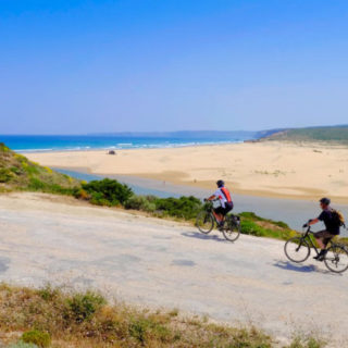 Küste bei Carrapateira - Natur Bike Ramon Pereira