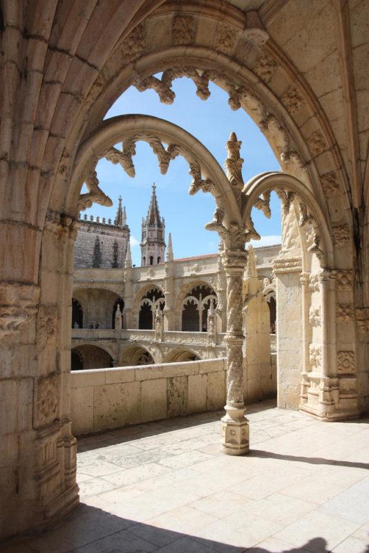 Hieronymus-Kloster in Lissabon - Anja Thöring