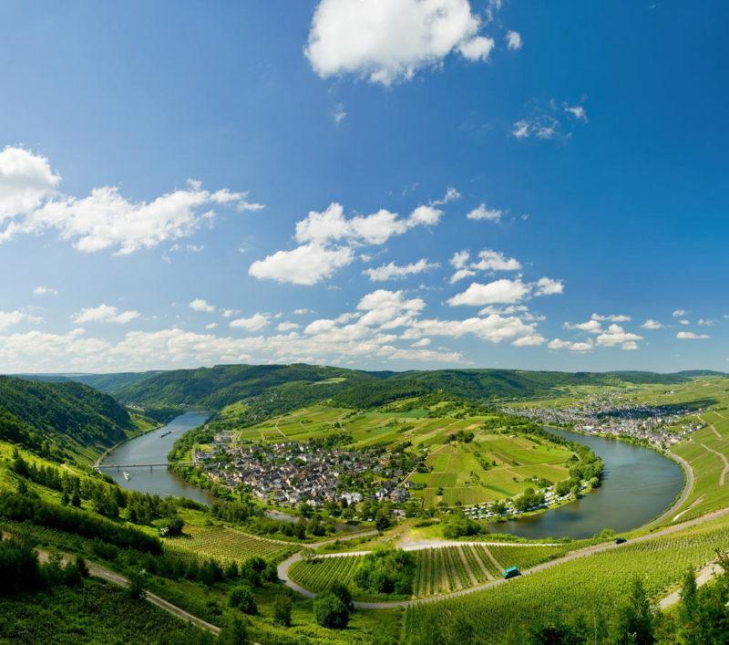 Moselschleife bei Kröv - Dominik Ketz - © RPT/D. Ketz