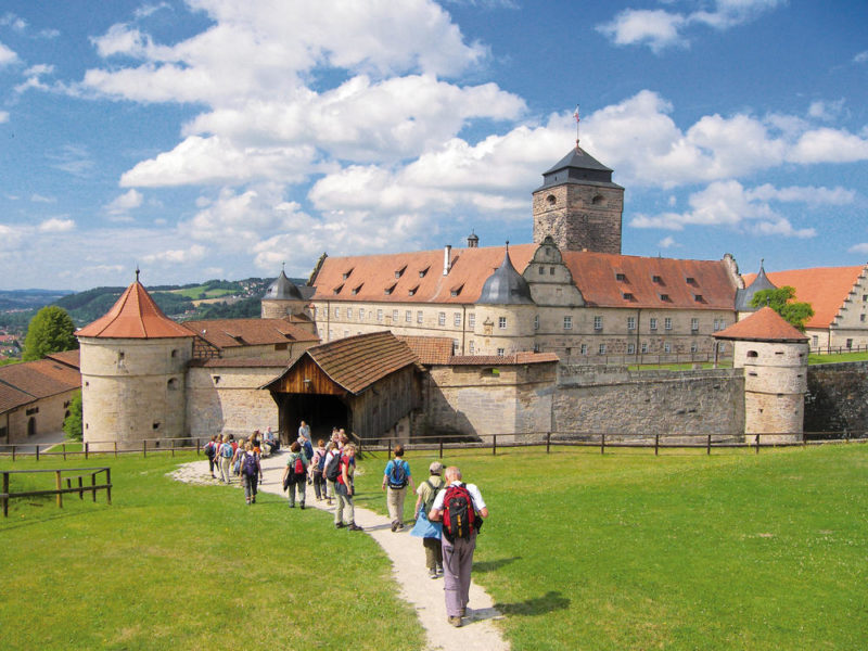 Festung Rosenberg-Kronach - Peter Hanke