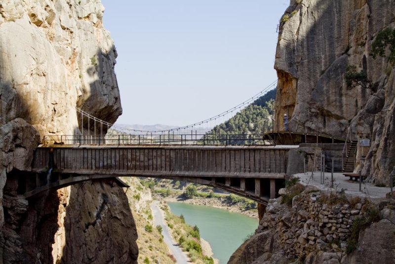 Brücke am Caminito del Rey - Martin Müller