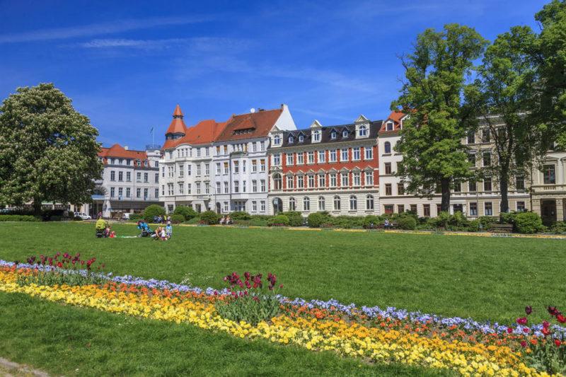 Wilhelmsplatz in Görlitz - Reiner Weisflog - © Europastadt GörlitzZgorzelec GmbH/Reiner Weisflog