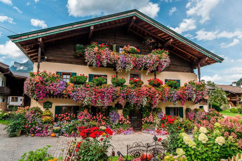 St. Martin bei Lofer - Achim Meurer - A. Meurer/SalzburgerLand Tourismus