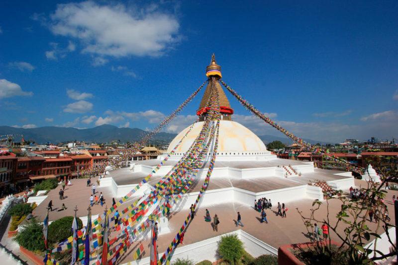 Stupa von Bodnath - Susanne Gotthardt