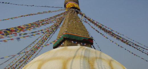 Stupa Swayambunath - Wolfgang Althoff
