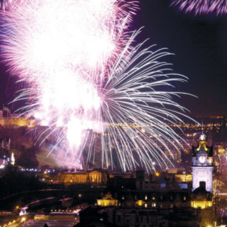 Hogmanay in Edinburgh - Abbey Tours