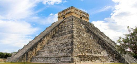 Pyramide des Kukulcán in Chichén Itzá - Alina Kirsten
