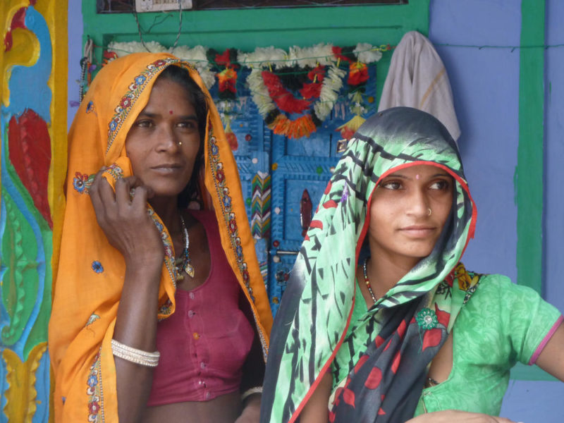 farbenfrohes Indien - Regina Deul