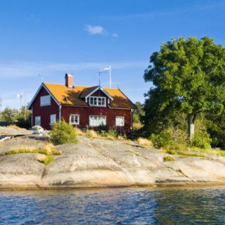 Schärenküste bei Korpoström - - Visit Finland
