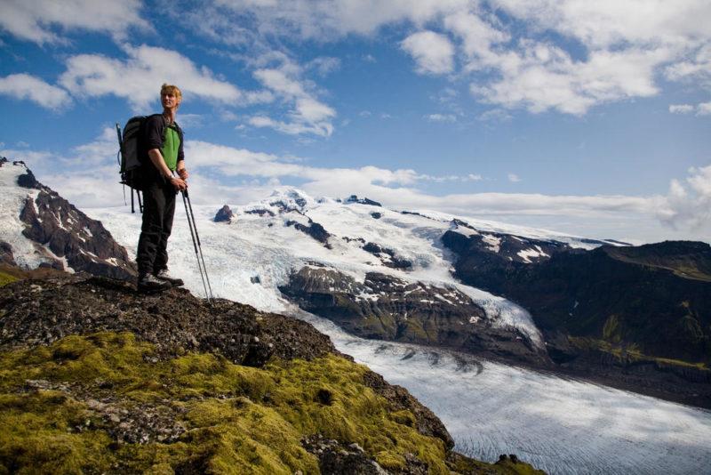 Gletscherwelt Skaftafell-Nationalpark - Arctic Adventures
