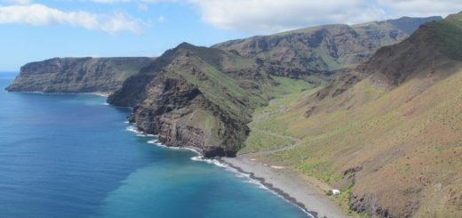 Blick auf den Playa La Guancha - Andrea Paul