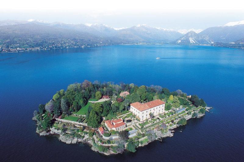 Isola Madre im Lago Maggiore - BZ-Comm
