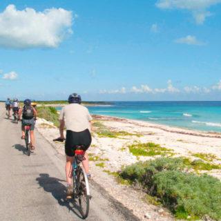 Radtour auf der Isla Cozumel - Claudia Ortel
