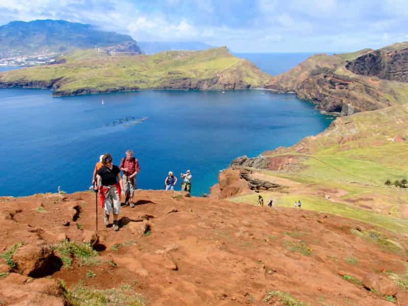 Am Ostkap Ponta Sao Lourenco - Timm Küster