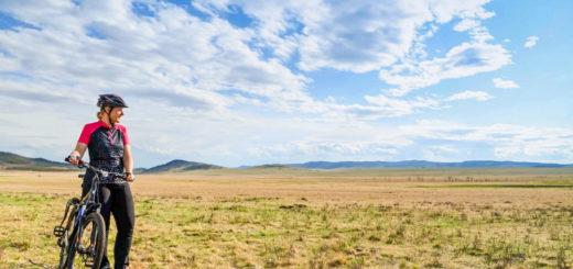 Radreise in der Mongolai - Raphaela Fritsch