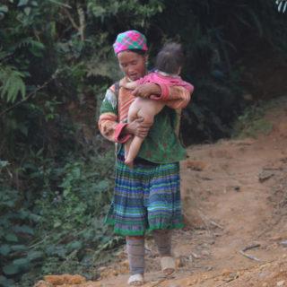 Hmong Dorf bei Bac Ha - Frederik Schwall