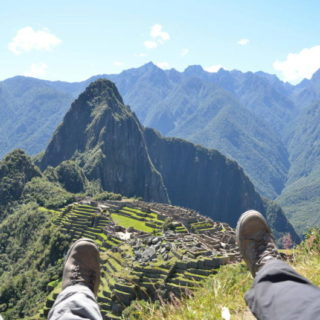 Oberhalb von Machu Picchu - Thomas Jeschke