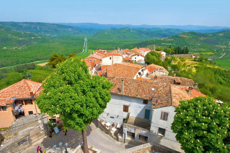 Dorf in Istrien - Darek Wylezol