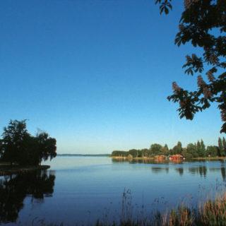 Abendstimmung an der Mecklenburgischen Seenplatte - Tourismusverband Meck.-Vorpom. - ©Tourismusverband Meck.-Vorpom.