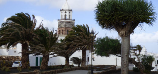 Kirche in Teguise - Andreas Happe