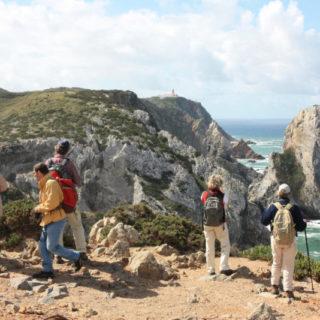 Blick zum Cabo da Roca - Anja Thöring