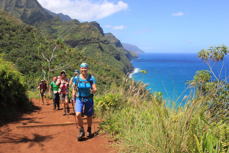 Wanderung auf dem Kalalau Trail - Gabriele Hackl