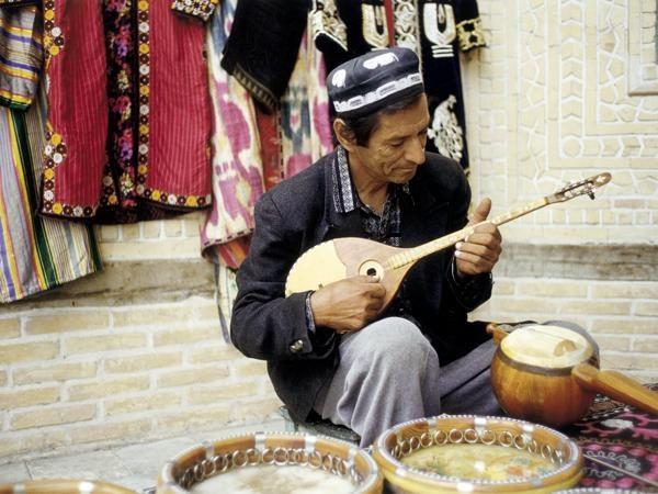 Usbekistan Erlebnisreisen junge Traveller 2019