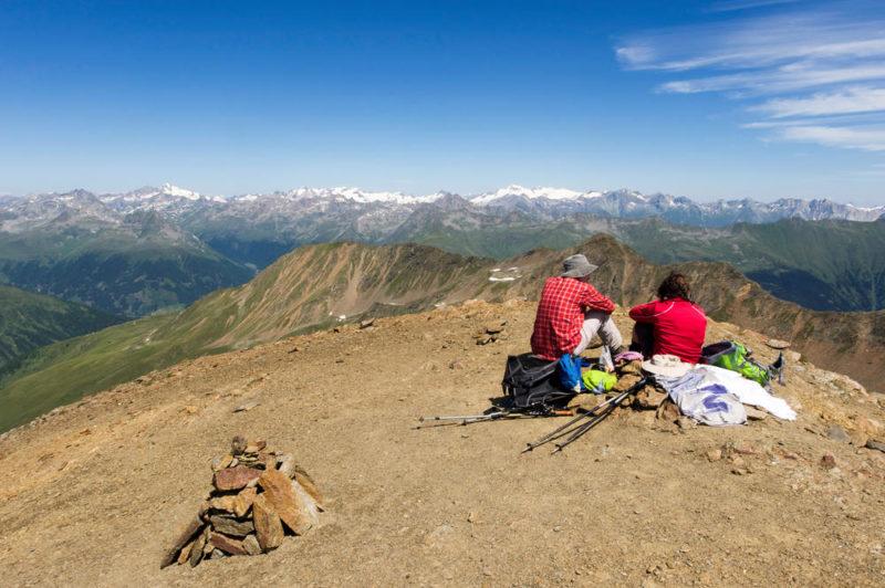 Großes Degenhorn (2.946 m) - Darek Wylezol