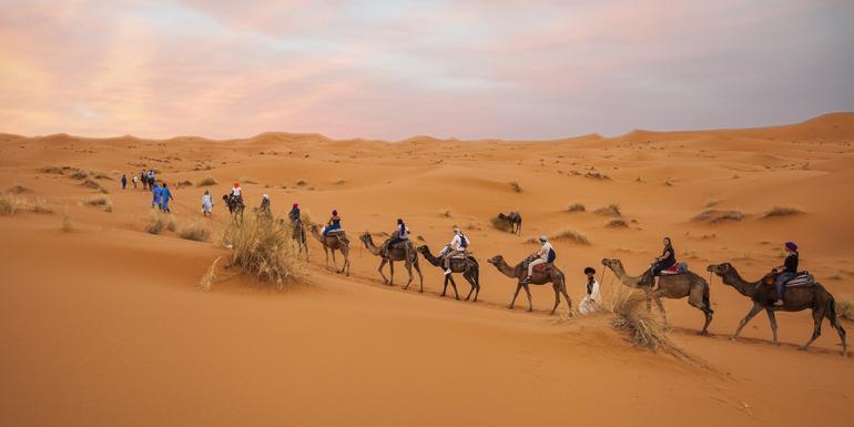Günstige Marokko Gruppenreisen für 18 - 39 jährige 2019 ab € 479.0   Erlebnisrundreisen.de