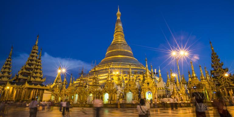 Günstige Myanmar Gruppenreisen für 18 - 39 jährige 2019 ab € 1062.0 | Erlebnisrundreisen.de