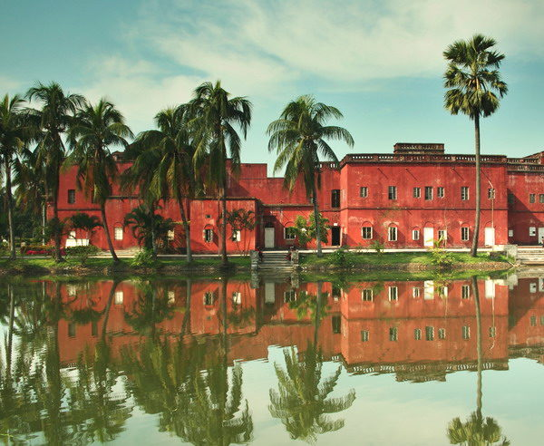 Sonargaon Museum in Bangladesch
