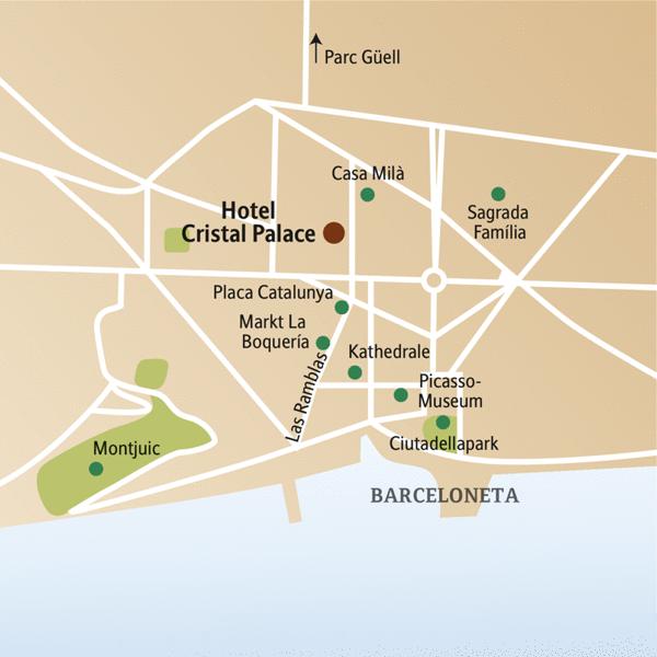 Barcelona Rundreisen für Alleinreisende 2019/2020