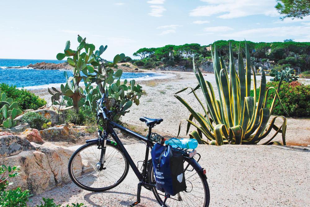 Radfahren auf Sardinien - Gerd Thiel