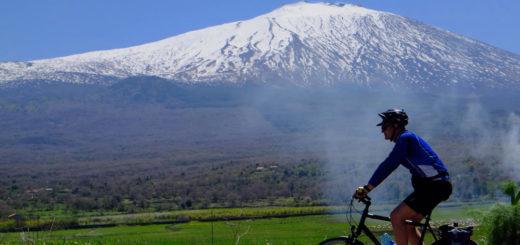 Radtour beim Ätna - Martin Müller/Natur Bike
