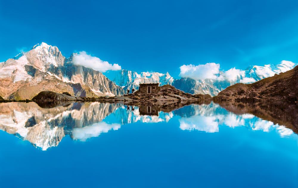 Am Lac Blanc - Darek Wylezol