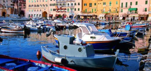 Hafen von Portoferrairo - Gerd Thiel