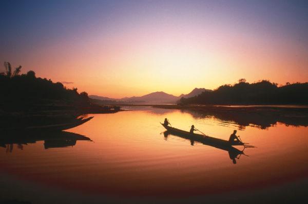 Auf dem Mekong ─ die Mutter aller Wasser | Erlebnisrundreisen.de