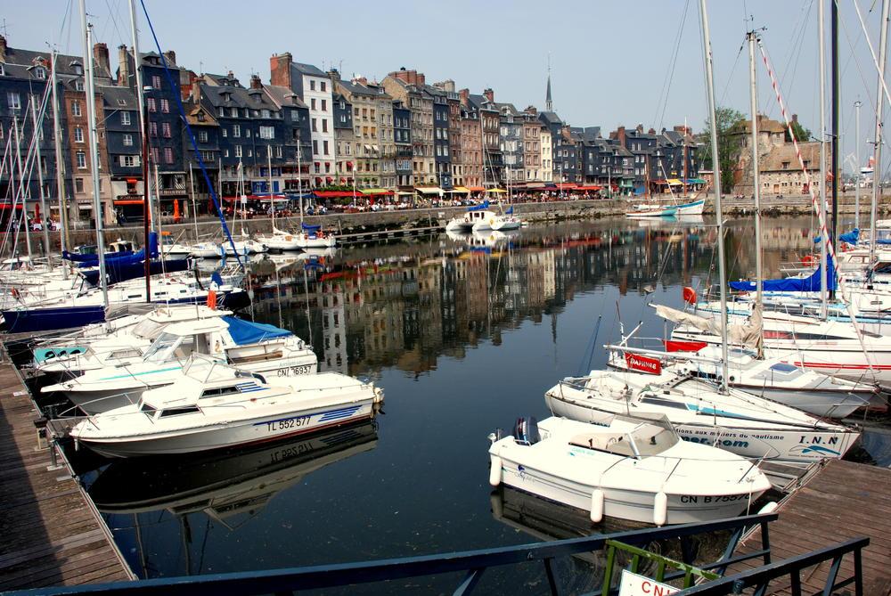 Hafen von Honfleur - Gerd Thiel