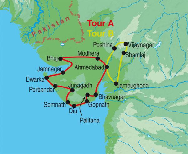 Gujarat - Perle Westindiens