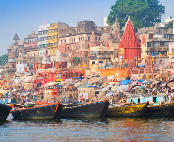Rundreise Indien - Göttin Ganga – Reise entlang Indiens mystischer Lebensader 2019