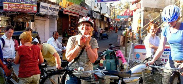 Fahrradtour in Udaipur