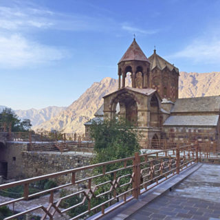 Kloster St. Stephanos - Mehdi Soltani