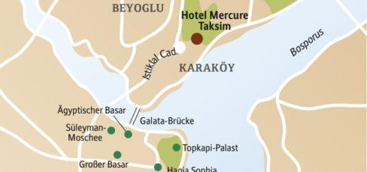 Silvester feiern mit anderen weltoffenen Singles und Alleinreisenden in der türkischen Metropole Istanbul