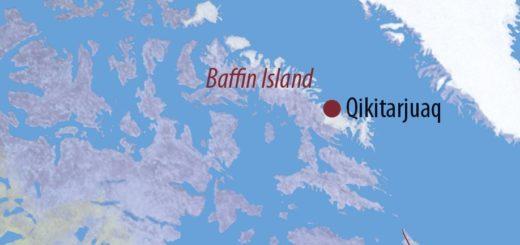 Karte Reise Kanada | Nunavut Eisbären auf Baffin Island 2019