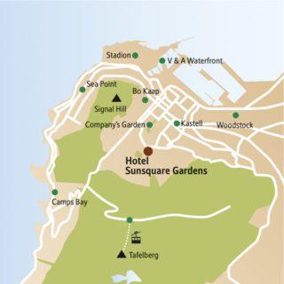 Einwöchige Singlereise über Silvester nach Kapstadt mit weltoffenen Singles und Alleinreisenden