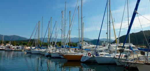 An der Küste bei Saint Florent - Monika Merkert